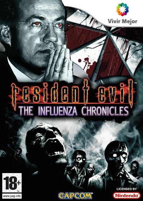 president evil resident evil the influenza chronicles m4t kyuby blog